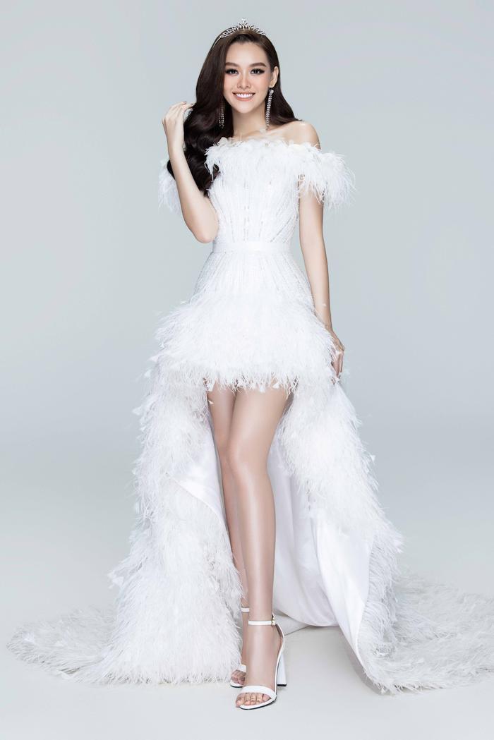 Lương Thuỳ Linh, Kiều Loan, Tường San đẹp lộng lẫy, khởi động Miss World Vietnam 2021 Ảnh 13