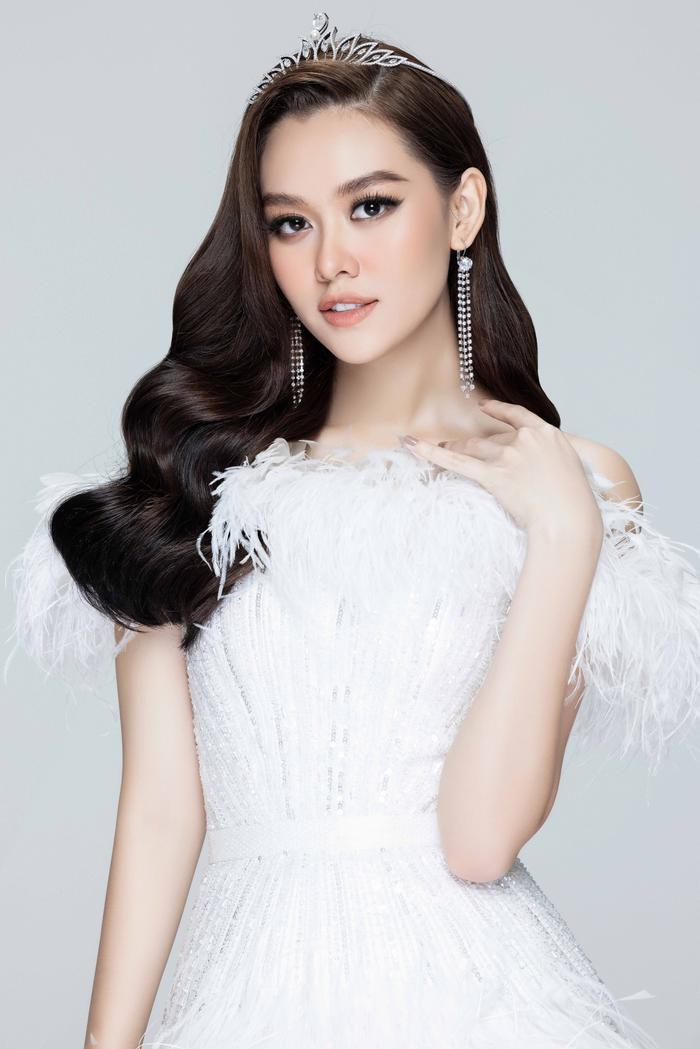Lương Thuỳ Linh, Kiều Loan, Tường San đẹp lộng lẫy, khởi động Miss World Vietnam 2021 Ảnh 14