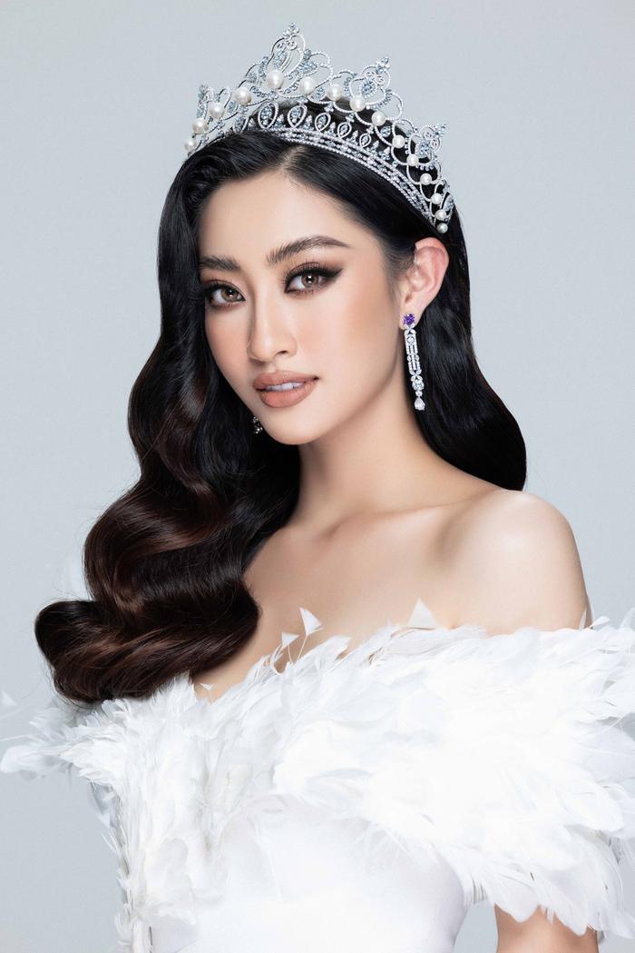 Lương Thuỳ Linh, Kiều Loan, Tường San đẹp lộng lẫy, khởi động Miss World Vietnam 2021 Ảnh 7