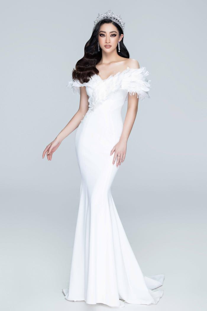 Lương Thuỳ Linh, Kiều Loan, Tường San đẹp lộng lẫy, khởi động Miss World Vietnam 2021 Ảnh 6