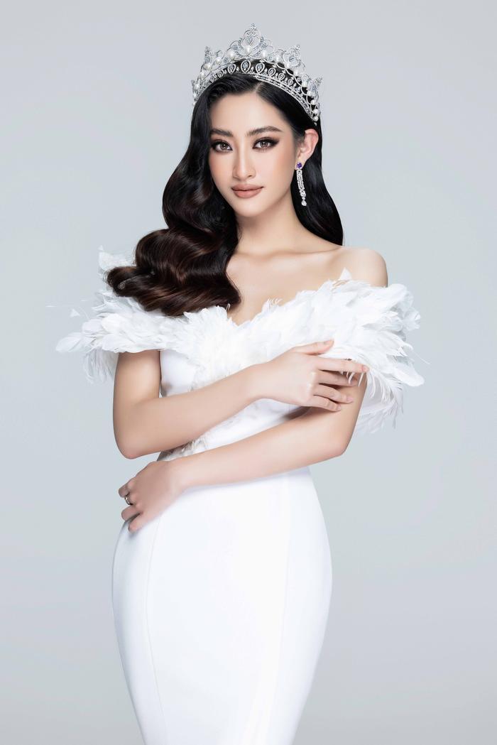 Lương Thuỳ Linh, Kiều Loan, Tường San đẹp lộng lẫy, khởi động Miss World Vietnam 2021 Ảnh 8