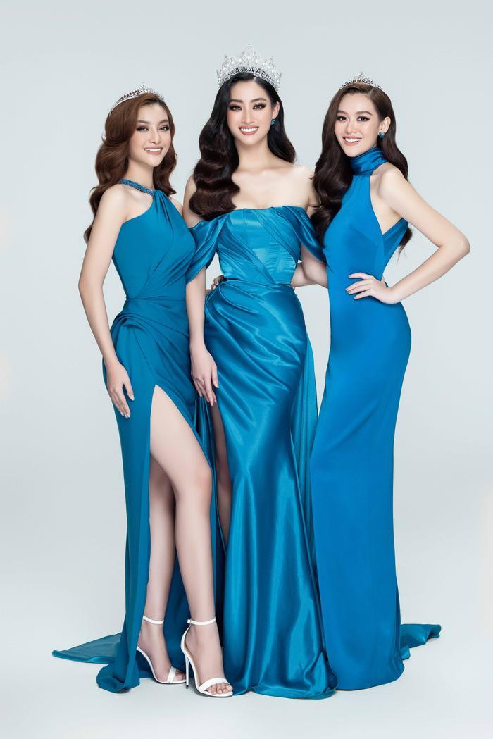 Lương Thuỳ Linh, Kiều Loan, Tường San đẹp lộng lẫy, khởi động Miss World Vietnam 2021 Ảnh 3