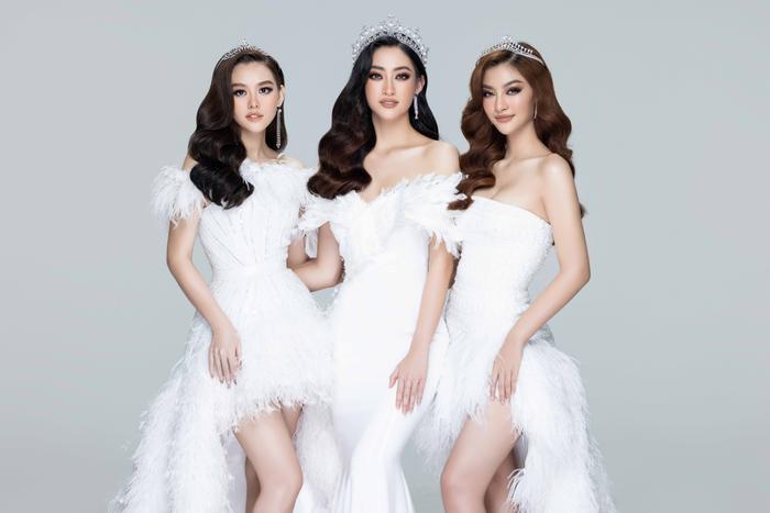Lương Thuỳ Linh, Kiều Loan, Tường San đẹp lộng lẫy, khởi động Miss World Vietnam 2021 Ảnh 4