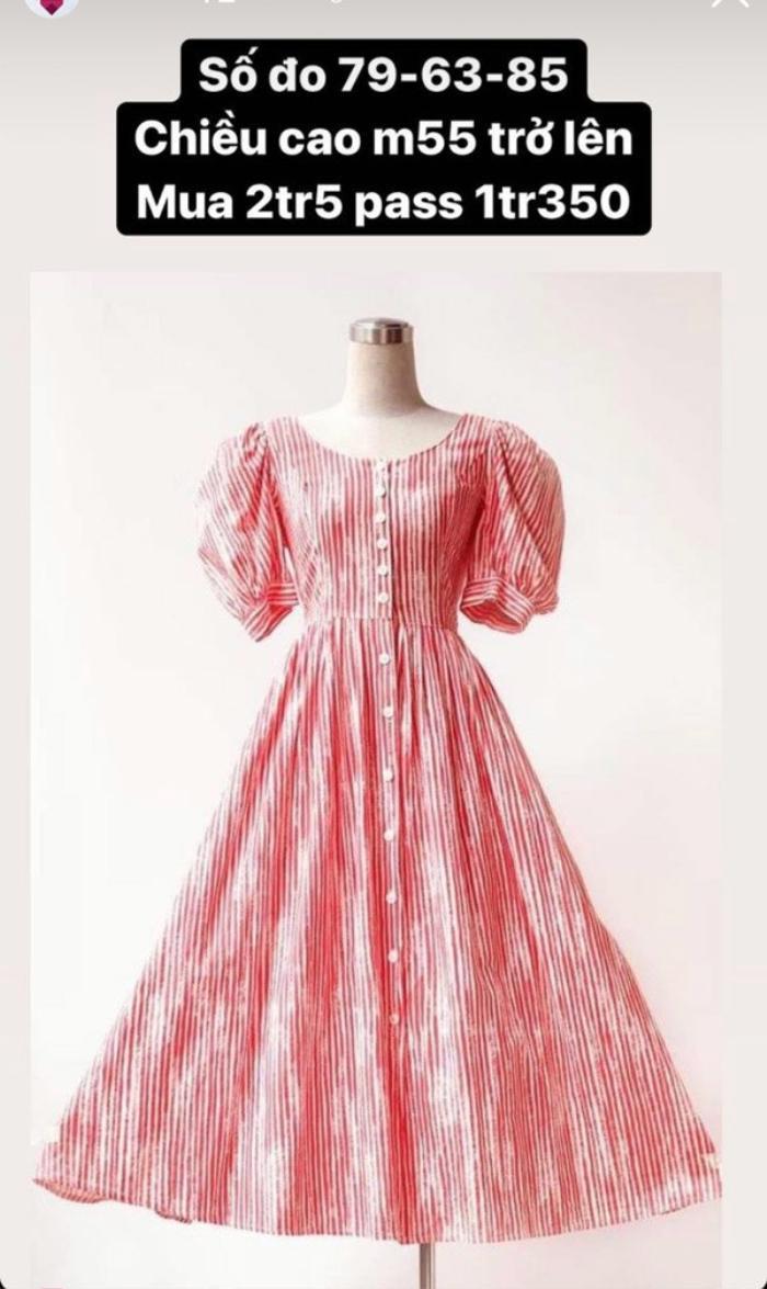 Mua cả lố váy xinh xắn nhưng Hòa Minzy vẫn phải thanh lý giá rẻ vì lỗi ngờ nghệch Ảnh 4