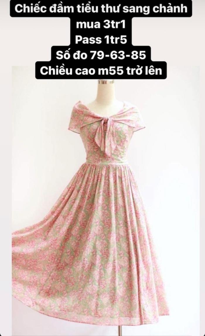 Mua cả lố váy xinh xắn nhưng Hòa Minzy vẫn phải thanh lý giá rẻ vì lỗi ngờ nghệch Ảnh 5