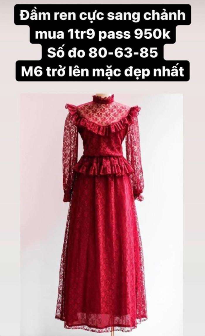 Mua cả lố váy xinh xắn nhưng Hòa Minzy vẫn phải thanh lý giá rẻ vì lỗi ngờ nghệch Ảnh 6