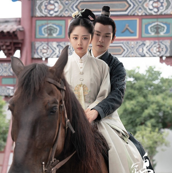 Bị Chung Hán Lương cưỡng hôn, Đàm Tùng Vận khóc nghẹn: 'Cẩm tâm tựa ngọc' đến hồi ngược luyến! Ảnh 1