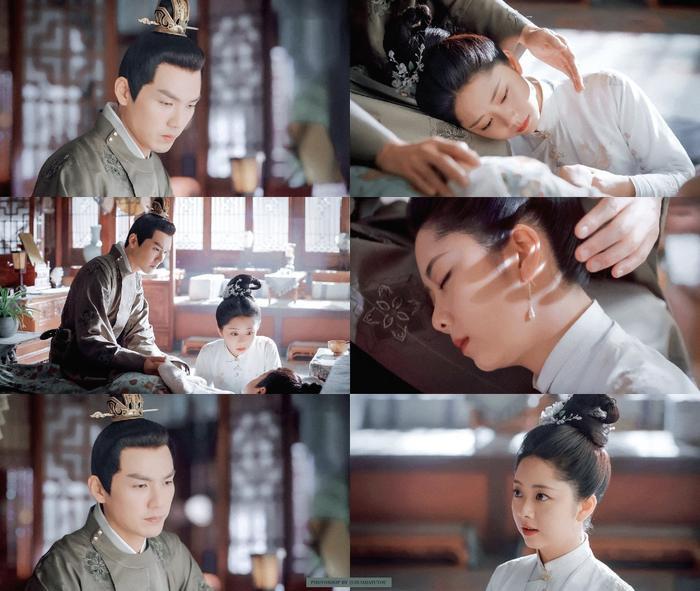 Bị Chung Hán Lương cưỡng hôn, Đàm Tùng Vận khóc nghẹn: 'Cẩm tâm tựa ngọc' đến hồi ngược luyến! Ảnh 5