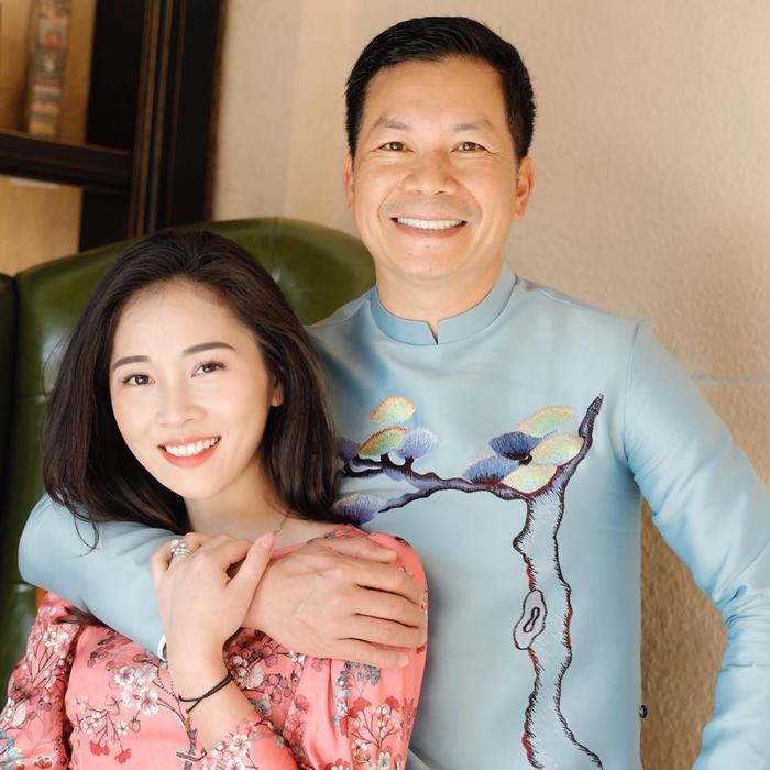 Ngọt ngào gửi lời cảm ơn chồng nhưng nhan sắc vợ Shark Hưng mới là điều khiến dân mạng trầm trồ Ảnh 1