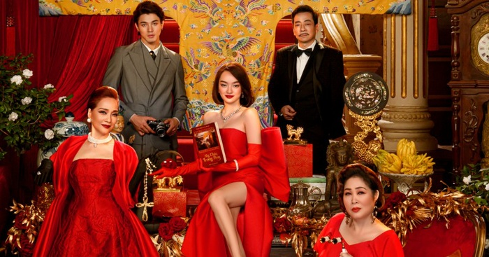 NSND Lê Khanh - Hồng Vân và đoạn one-shot 6 phút của 'Gái già lắm chiêu V': Diễn xuất đỉnh cao là đây Ảnh 2