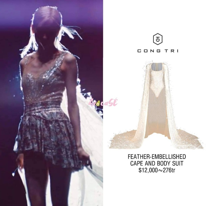 Rosé (BlackPink) diện trang phục từ nhà thiết kế Việt Nam trong MV debut solo Ảnh 1