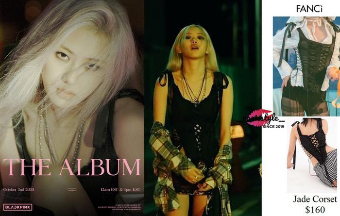 Rosé (BlackPink) diện trang phục từ nhà thiết kế Việt Nam trong MV debut solo Ảnh 2
