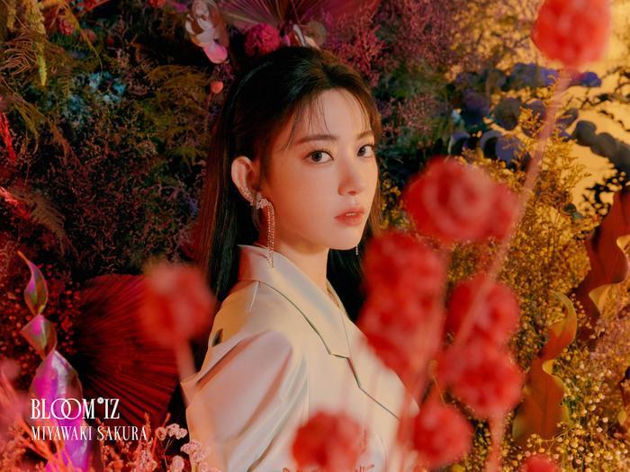 Sakura (IZ*ONE) về chung công ty với BTS? Ảnh 1