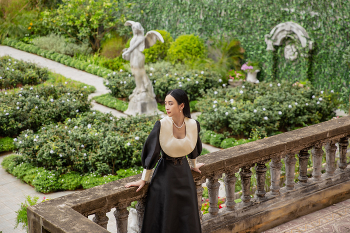 Jun Vũ diện 8 bộ váy cho 'vai phụ không thoại' ở Gái già lắm chiêu V Ảnh 9