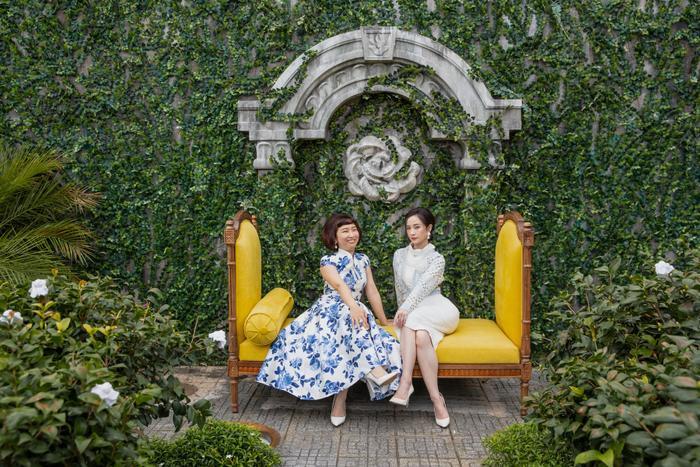 Jun Vũ diện 8 bộ váy cho 'vai phụ không thoại' ở Gái già lắm chiêu V Ảnh 17