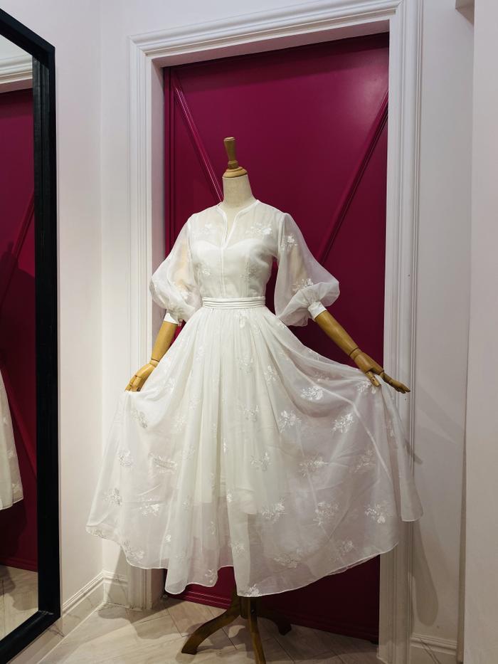 Jun Vũ diện 8 bộ váy cho 'vai phụ không thoại' ở Gái già lắm chiêu V Ảnh 25