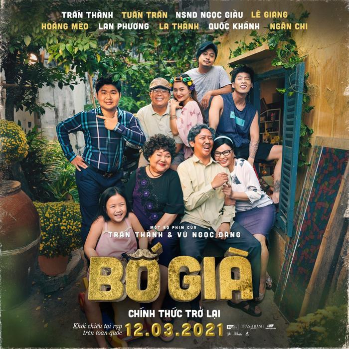 Trấn Thành khoe kiếm 150 tỷ sau 7 ngày, liệu Bố già sẽ là phim đầu tiên đạt 300 tỷ ở Việt Nam? Ảnh 2