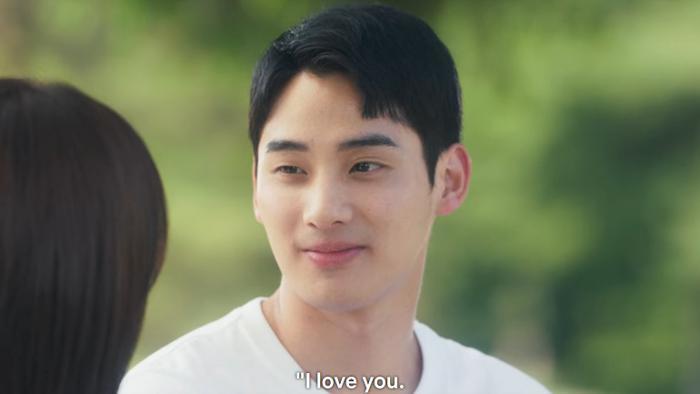 'Love Alarm 2': Sau tất cả Kim So Hyun chỉ là nữ phụ trong chuyện tình của Song Kang và Jung Ga Ram Ảnh 6