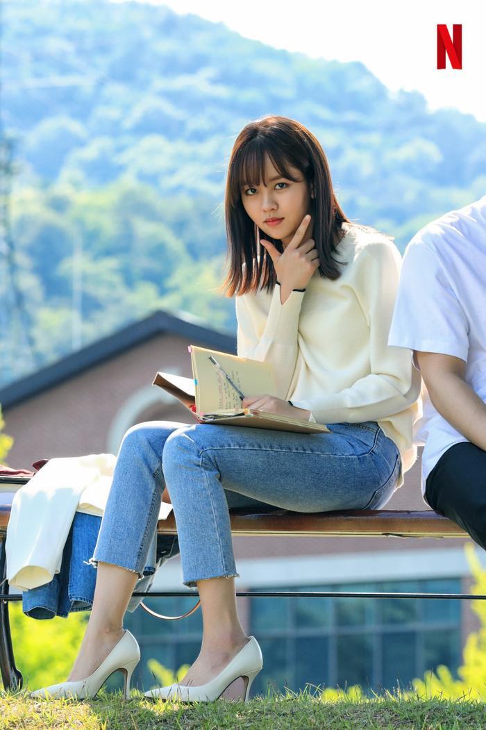 'Love Alarm 2': Sau tất cả Kim So Hyun chỉ là nữ phụ trong chuyện tình của Song Kang và Jung Ga Ram Ảnh 1