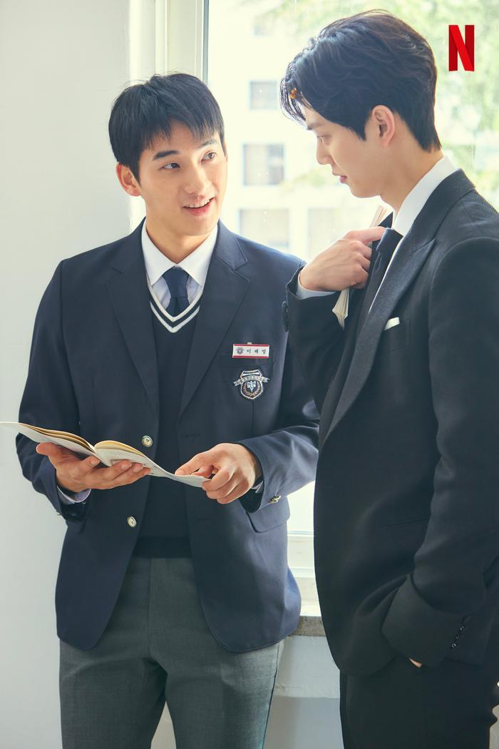 'Love Alarm 2': Sau tất cả Kim So Hyun chỉ là nữ phụ trong chuyện tình của Song Kang và Jung Ga Ram Ảnh 3