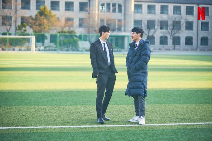 'Love Alarm 2': Sau tất cả Kim So Hyun chỉ là nữ phụ trong chuyện tình của Song Kang và Jung Ga Ram Ảnh 4
