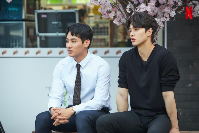 'Love Alarm 2': Sau tất cả Kim So Hyun chỉ là nữ phụ trong chuyện tình của Song Kang và Jung Ga Ram Ảnh 5