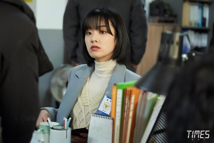 Lee Joo Young - mỹ nữ 'Itaewon Class' tái xuất trong phim mới đẹp rụng rời Ảnh 2