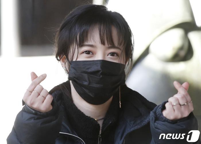 Goo Hye Sun: Làm 1 tháng đủ tiền ăn chơi trong 1 năm! Ảnh 1