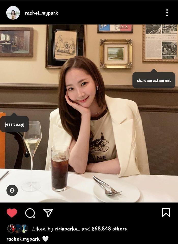 Lộ ảnh hẹn hò của Park Min Young - Park Seo Joon: Jessica (SNSD) chính là 'bà mối'? Ảnh 2