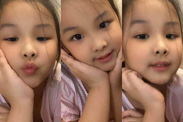 Hoa hậu Thùy Lâm khoe ảnh con gái, nhan sắc ngọt ngào không thua gì mẹ Ảnh 3
