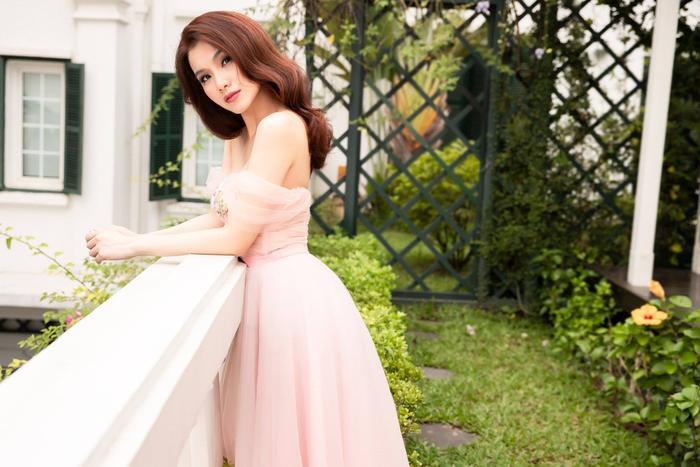 Hoa hậu Thùy Lâm khoe ảnh con gái, nhan sắc ngọt ngào không thua gì mẹ Ảnh 7