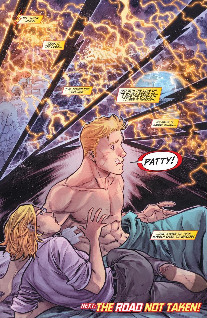 Speed Mind - tuyệt chiêu nguy hiểm bậc nhất của The Flash