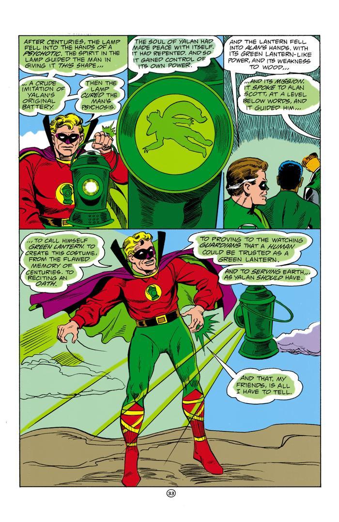 Green Lantern bí ẩn trong Zack Snyder's Justice League là ai? Ảnh 6