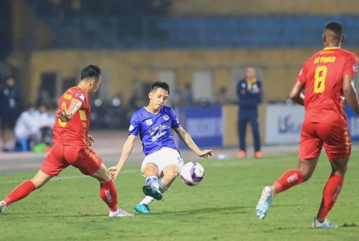 Hà Nội FC thắng trận thứ hai liên tiếp ở V-League 2021 Ảnh 2