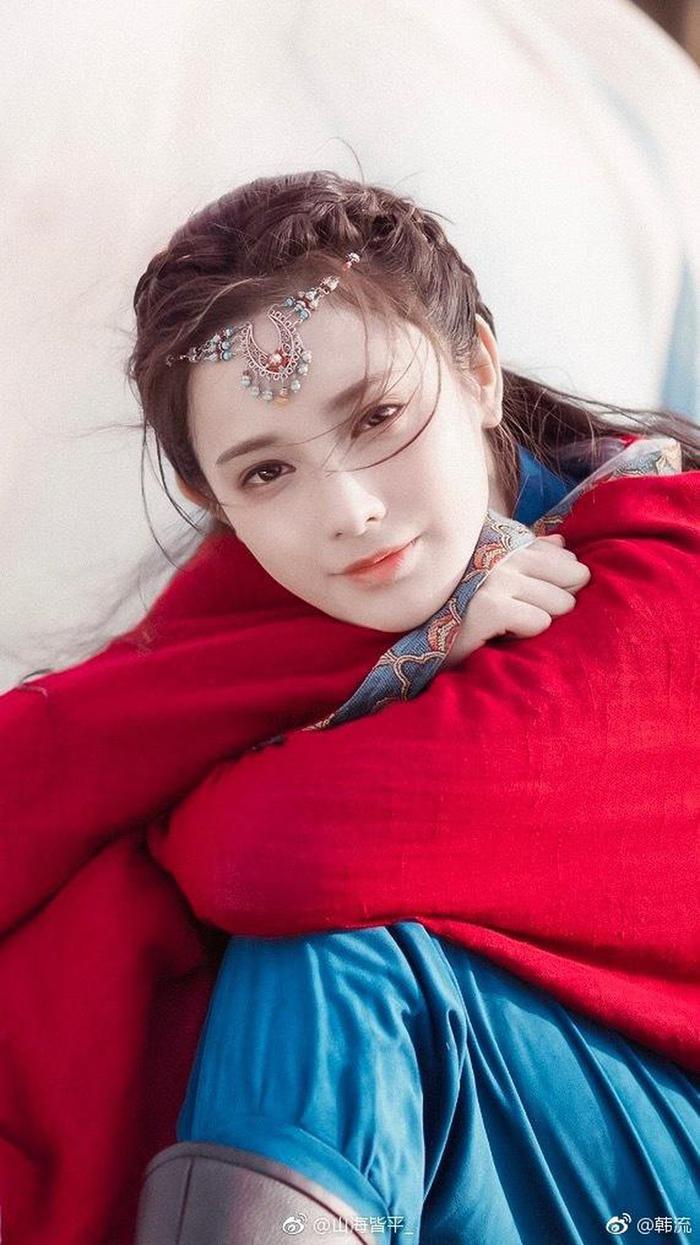 Trịnh Sảng bị 'bay màu' trong Tân thiện nữ u hồn, Bành Tiểu Nhiễm ghép mặt thay thế Ảnh 6