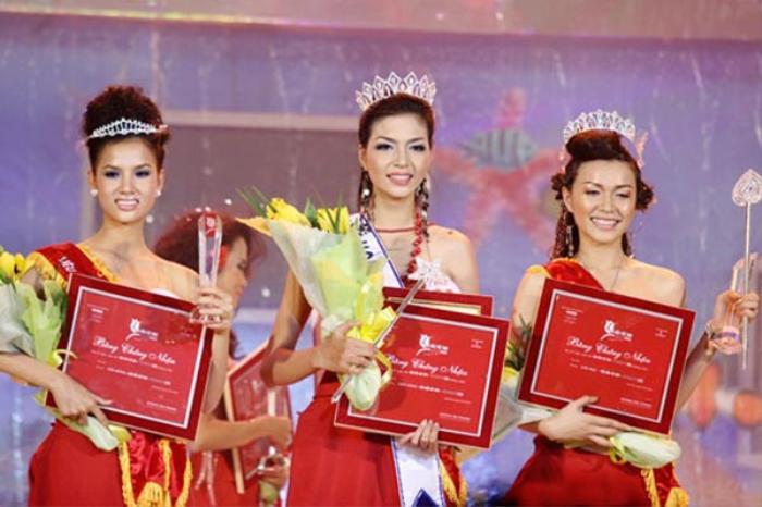 Lịch sử ghi danh những siêu mẫu làm tự hào hai chữ Việt Nam tại đấu trường Quốc tế Ảnh 3