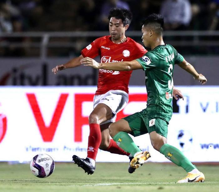 Lee Nguyễn ghi bàn hạ Sài Gòn FC: Đáp lại tấm chân tình của lãnh đạo CLB TPHCM! Ảnh 1