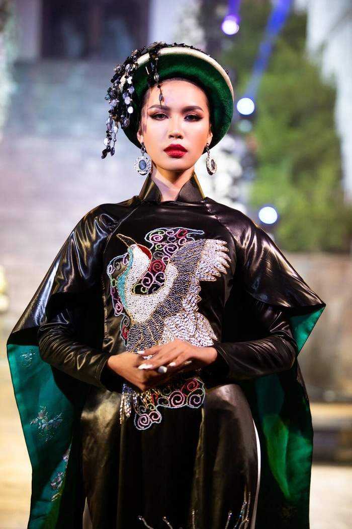 Siêu mẫu Việt Nam: Nơi sản sinh những tên tuổi vàng cho làng thời trang Việt Ảnh 8
