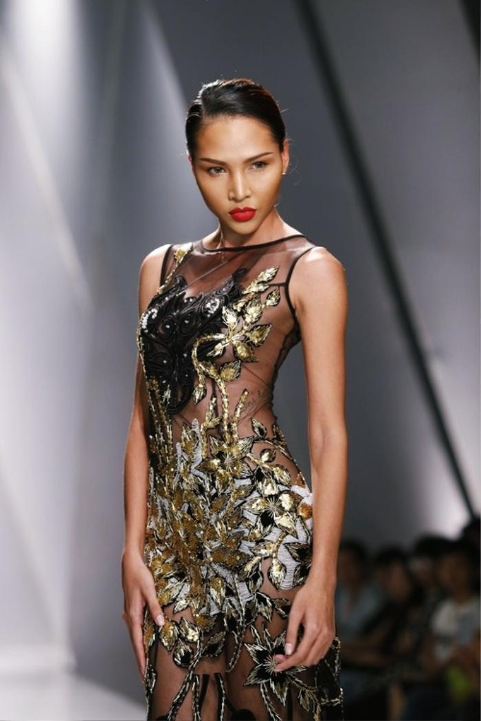 Siêu mẫu Việt Nam: Nơi sản sinh những tên tuổi vàng cho làng thời trang Việt Ảnh 19