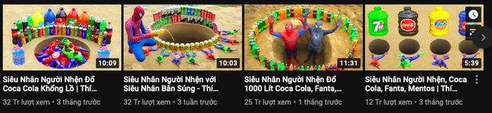Sau Thơ Nguyễn, một kênh YouTube nữa khiến cộng đồng mạng phẫn nộ vì phản cảm, nhảm nhí và nguy hiểm