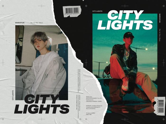 Điểm lại các bìa album solo của Baekhyun, Knet cật lực mong SM duy trì điều này Ảnh 2