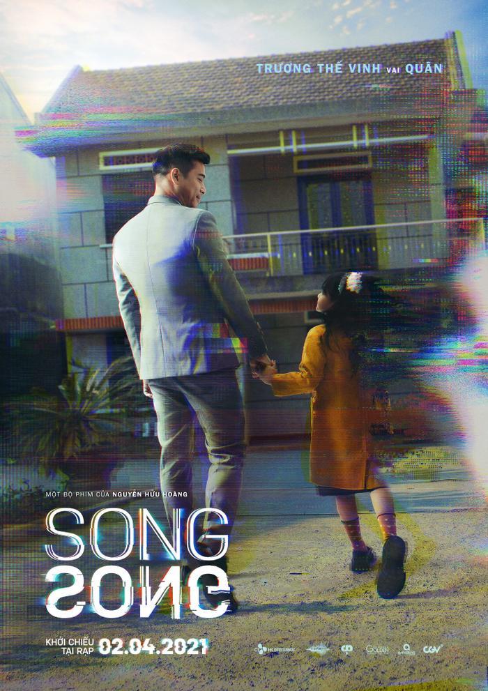 'Song song' tung poster nhân vật: Nhã Phương 'hồi sinh' cậu bé đã mất 21 năm, ai ngờ lại hóa bi kịch Ảnh 2