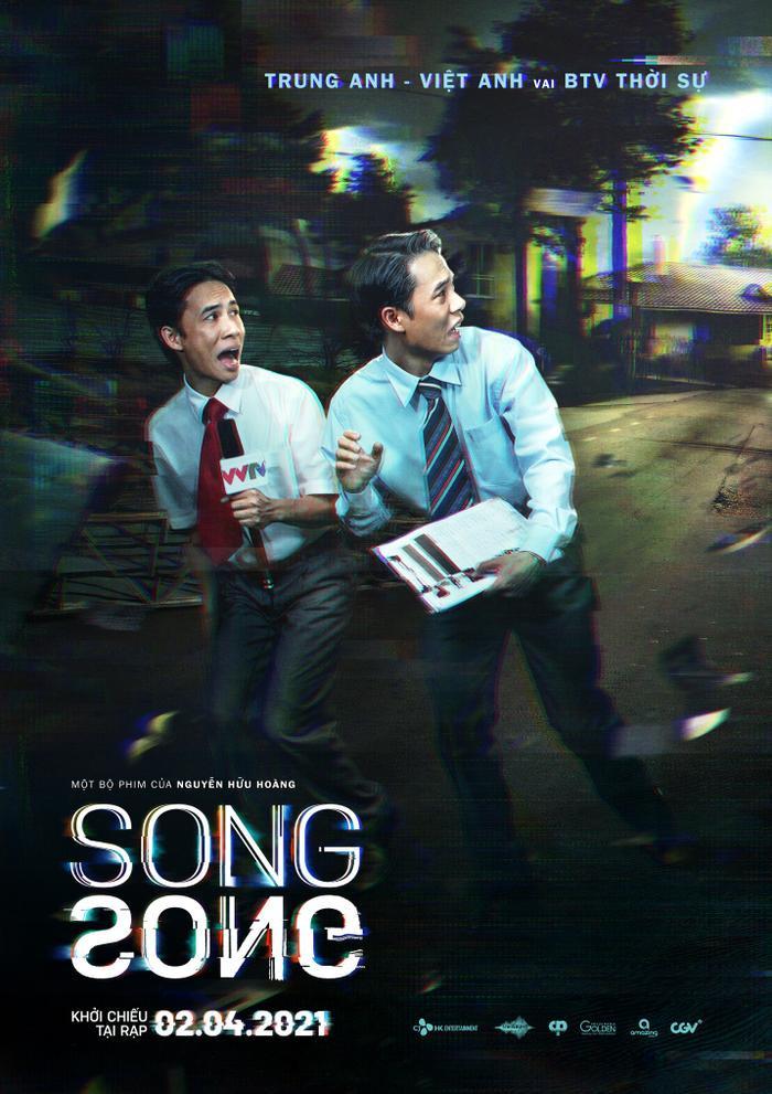 'Song song' tung poster nhân vật: Nhã Phương 'hồi sinh' cậu bé đã mất 21 năm, ai ngờ lại hóa bi kịch Ảnh 6