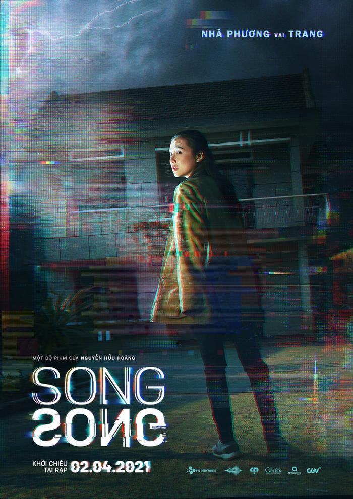 'Song song' tung poster nhân vật: Nhã Phương 'hồi sinh' cậu bé đã mất 21 năm, ai ngờ lại hóa bi kịch Ảnh 1