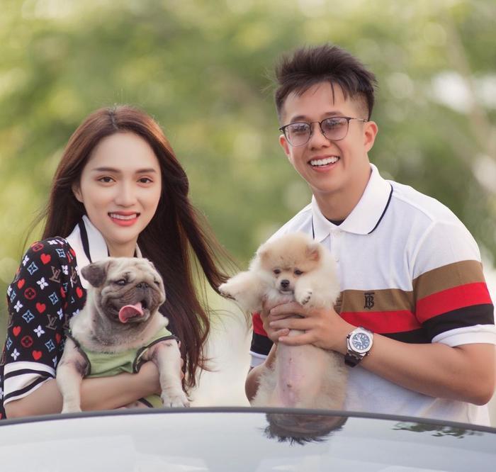 Hương Giang - Matt Liu yêu nhau 'tưng bừng khai trương, âm thầm đóng cửa' giống hệt clip nói triết lý? Ảnh 6