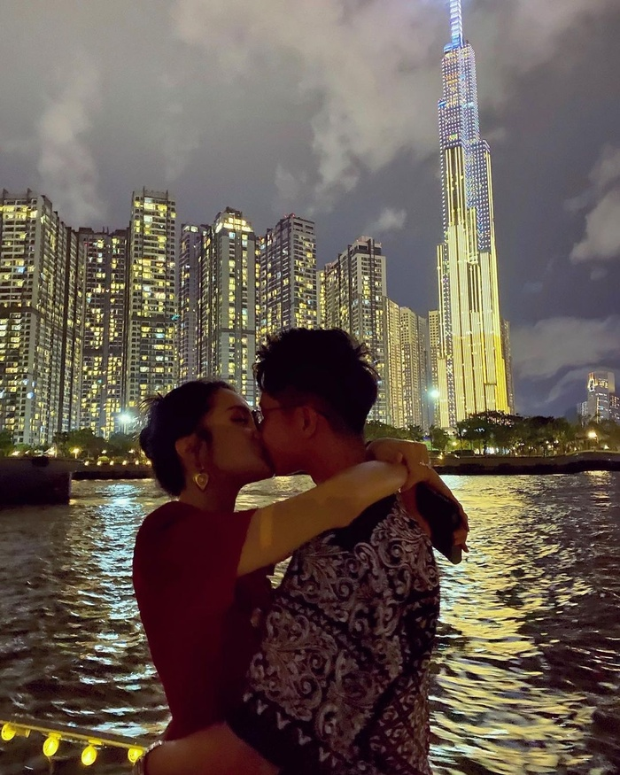 Hương Giang - Matt Liu yêu nhau 'tưng bừng khai trương, âm thầm đóng cửa' giống hệt clip nói triết lý? Ảnh 4