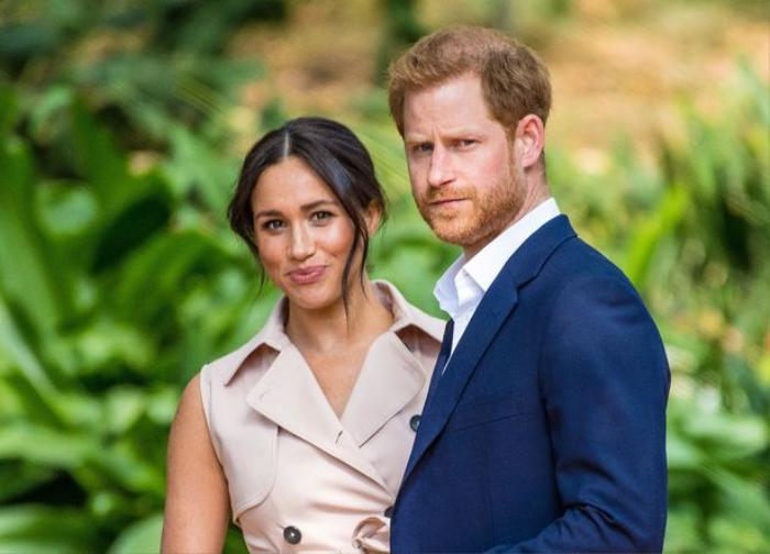 'Lùm xùm' của vợ chồng Hoàng tử Harry với Hoàng gia Anh sẽ được chuyển thể thành phim Ảnh 1