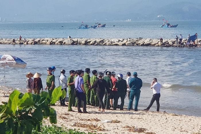 Hoảng hồn phát hiện thi thể một người phụ nữ tại biển Quy Nhơn Ảnh 1