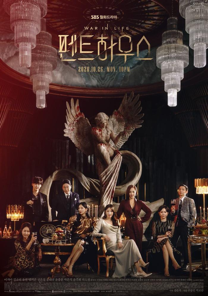 Đề xuất loạt sao Việt đóng 'Penthouse' bản remake: Tăng Thanh Hà là 'mợ cả', ChiPu - Sơn Tùng thì sao? Ảnh 4