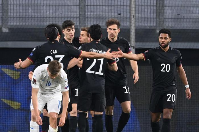 Vòng loại World Cup 2022: Đức, Anh thắng đậm, Tây Ban Nha gây thất vọng Ảnh 2